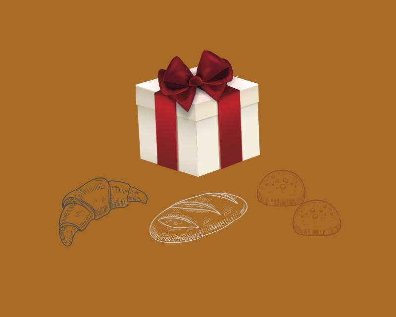 ソイドルのプレゼント