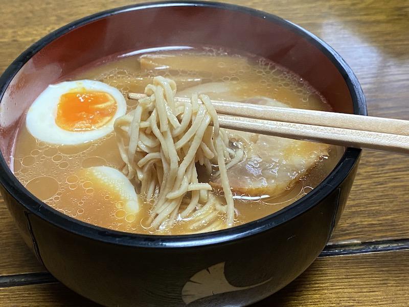 ソイドル醤油豚骨ラーメンレシピ