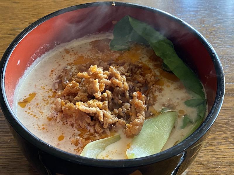 ソイドル坦々麺レシピ