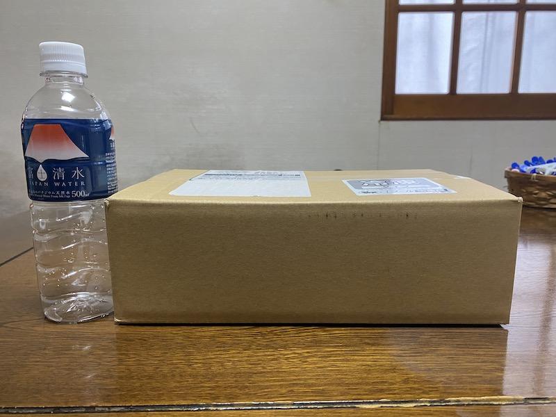 ソイドルの外箱